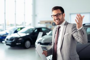 Verkaufstraining Autoverkäufer